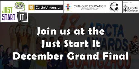Just Start It Grand Final - December 2019 tickets