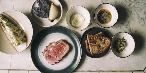 WINTER HARVEST DINNER SERIES: Norberto Piattoni - WEDNESDAY 11/20