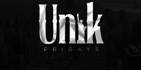 Unik Friday's tickets