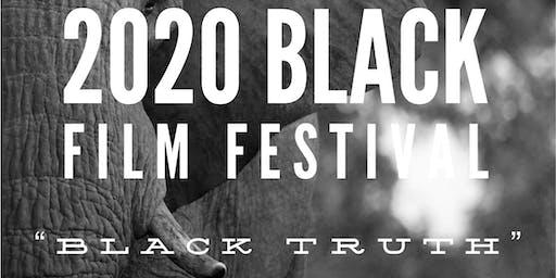 """2020 """"Black Truth"""" Film Festival"""