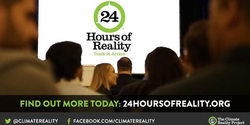 24 Hours of Reality: Truth in Action