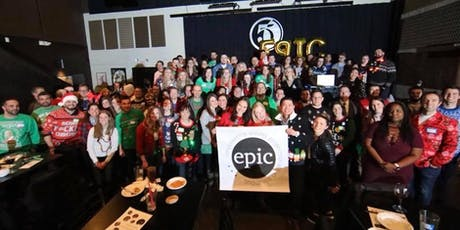 EPIC's 4th Annual Christmas Party-Benefiting Local Charities tickets
