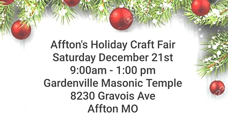 Affton's Holiday Craft Fair tickets