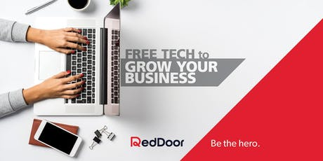 Free Tech To Grow Your Business tickets