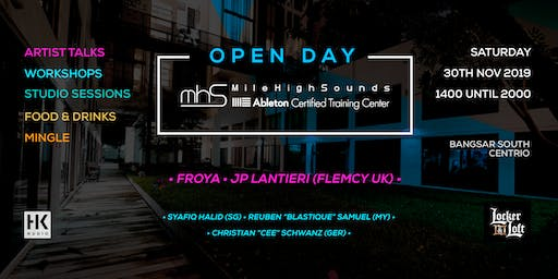Mile High Sounds Open Day 3.0