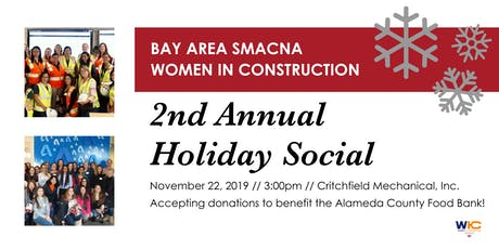 WIC Bay Area Year-End Social tickets