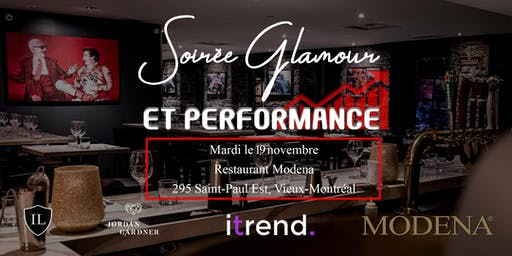 Soirée Glamour et Performance | Last Networking of 2019 for Executive