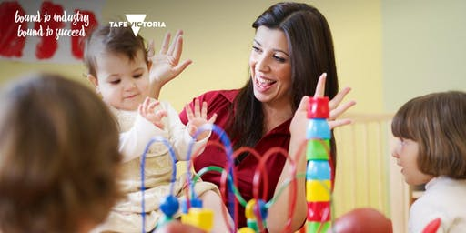 Info Session | Certificate III & Diploma Early Childhood Education and Care