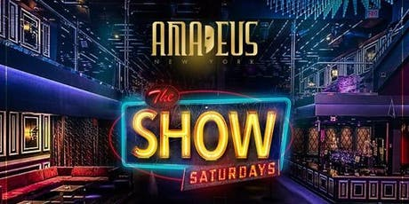 The Show Saturday's tickets