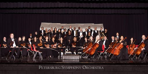 """Petersburg Symphony Orchestra - """"A Classic Holiday"""" concert"""