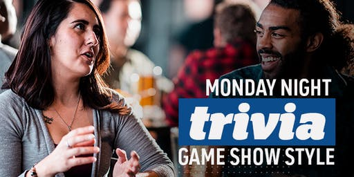 Trivia at Topgolf - Monday 9th December