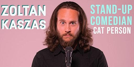 Laughs Comedy Club Night w/ Comedian Zoltan Kaszas (Bellevue)