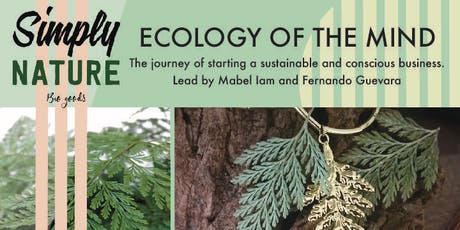 Ecology of the Mind tickets