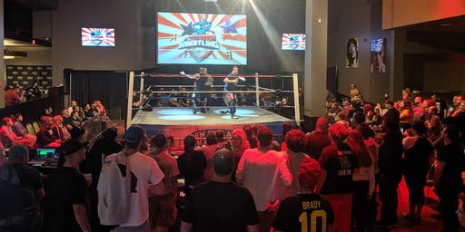 New England All-Star Wrestling LIVE @ PiNZ!