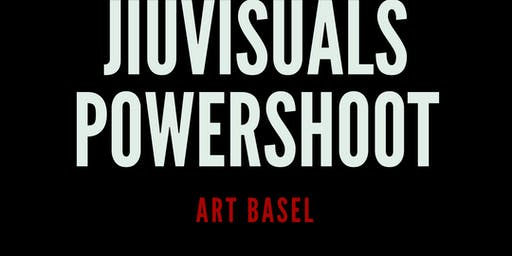 JiuVisuals Power Shoot : Art Basel