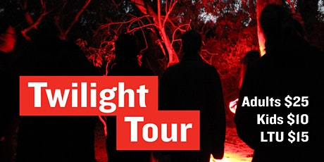Twilight Tour - 22 April tickets