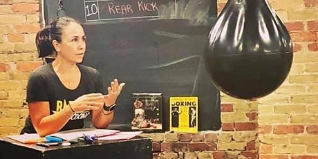Boxing 4 fitness: deepen your knowledge - enhance your experience. tickets