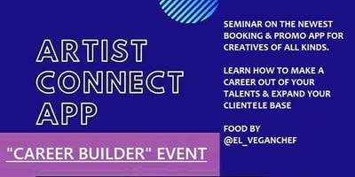 Artist Connect - Career Builders Event
