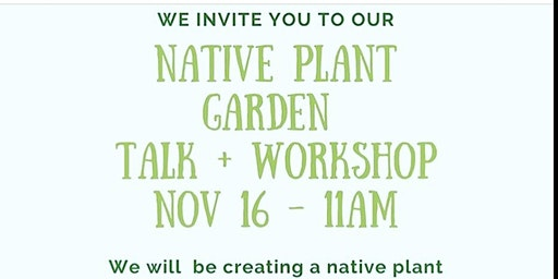 Native Plant Workshop