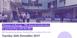 Women at the top masterclass Growth and fearlessness -...