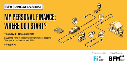 Ringgit & Sense - Managing My Personal Finances: Where Do I Start?