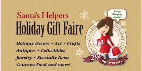 Santas Helpers Holiday Gift Faire tickets