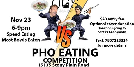 Pho Eating Competition tickets