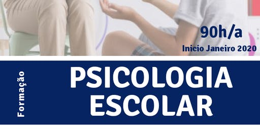 Formação em Psicologia Escolar T3