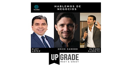 UPGRADE, Meet and Greet boletos