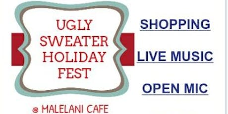 Ugly Sweater HolidayFest tickets