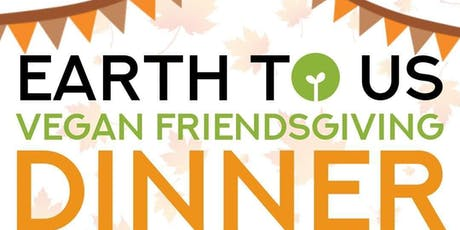 Vegan Friendsgiving Dinner tickets