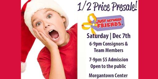 JBF Morgantown Half-Price Presale