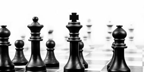 Chess at the Library tickets