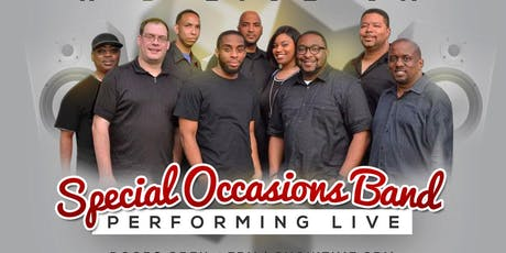 R&B Live VA With Performance by: Special Occasions Band tickets