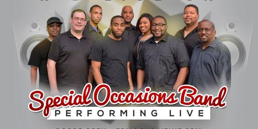 R&B Live VA With Performance by: Special Occasions Band
