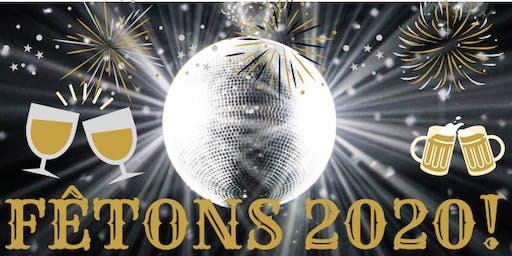 Veillée du jour de l'an à St-Albert! | New Years Eve Party in St-Albert!