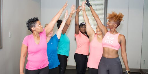 FREE Group Fitness Training with Sift Soul!