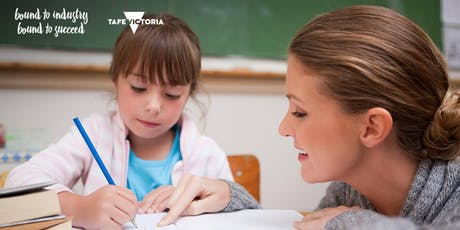 Bendigo TAFE | Information Session: Certificate III in Education Support tickets