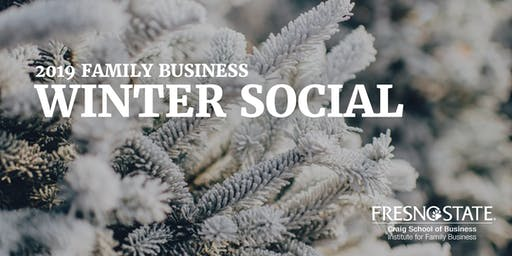 2019 Family Business Winter Social