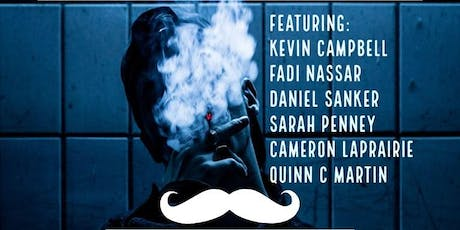 Laugh Your 'Stache Off tickets