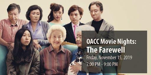 OACC Movie Nights: The Farewell