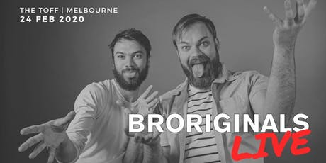 BRORIGINALS LIVE tickets