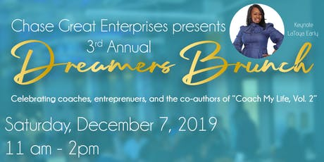 Dreamers Brunch tickets