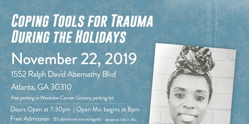 Word and Truth:OpenMic for Trauma