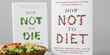 Dr. Michael Greger tickets