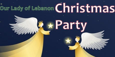 Christmas Party OLL 2019 tickets