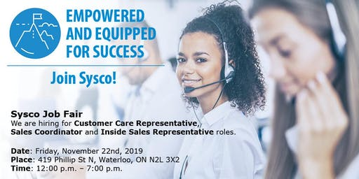 Job Fair - Customer Care Representatives