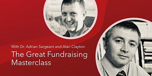 The Great Fundraising Masterclass