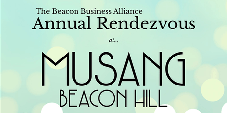 Beacon Business Alliance Annual Rendezvous at Musang tickets