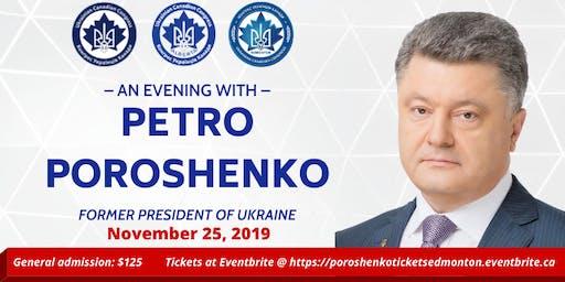 An  Evening with Poroshenko
